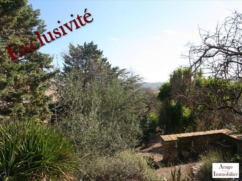 Vente terrain Opoul perillos 69500€ - Photo 1