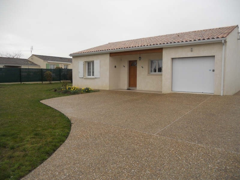 Sale house / villa Royan 334 000€ - Picture 1