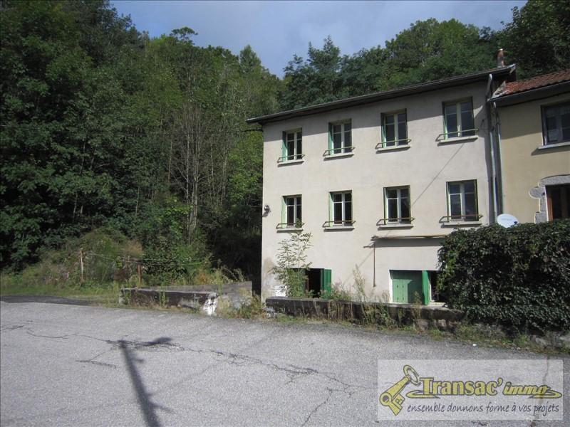 Sale house / villa Thiers 30000€ - Picture 1