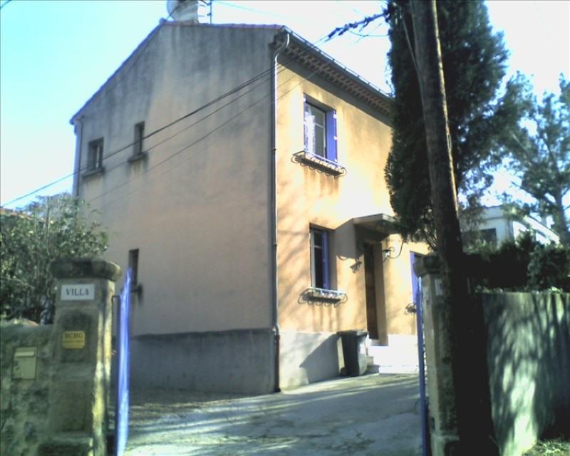 Rental house / villa Aix en provence 1600€ CC - Picture 1