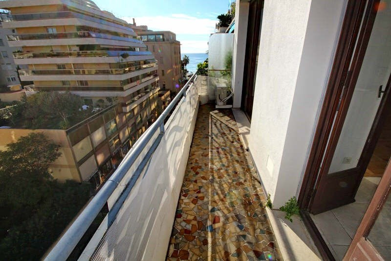 Rental apartment Nice 625€+ch - Picture 6