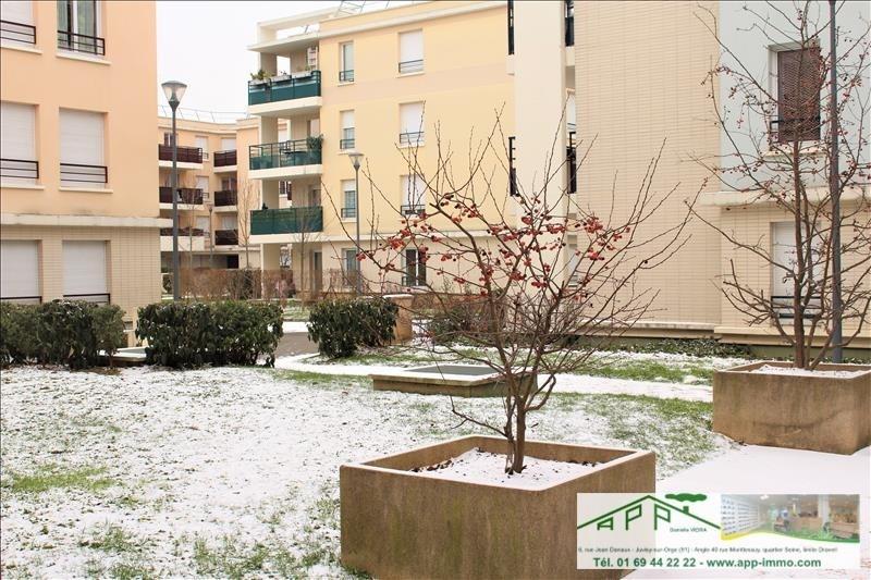 Sale apartment Vigneux sur seine 118500€ - Picture 1