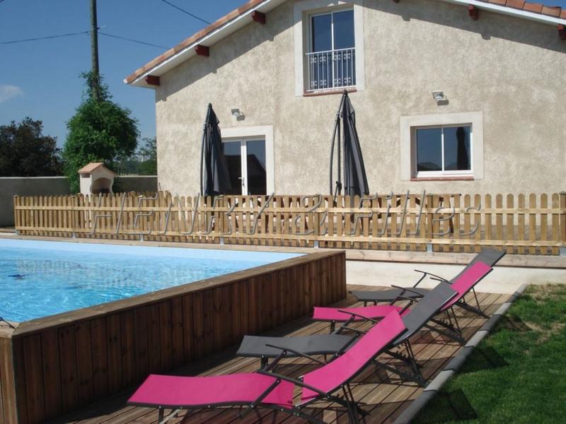 Sale house / villa Lombez 395000€ - Picture 1