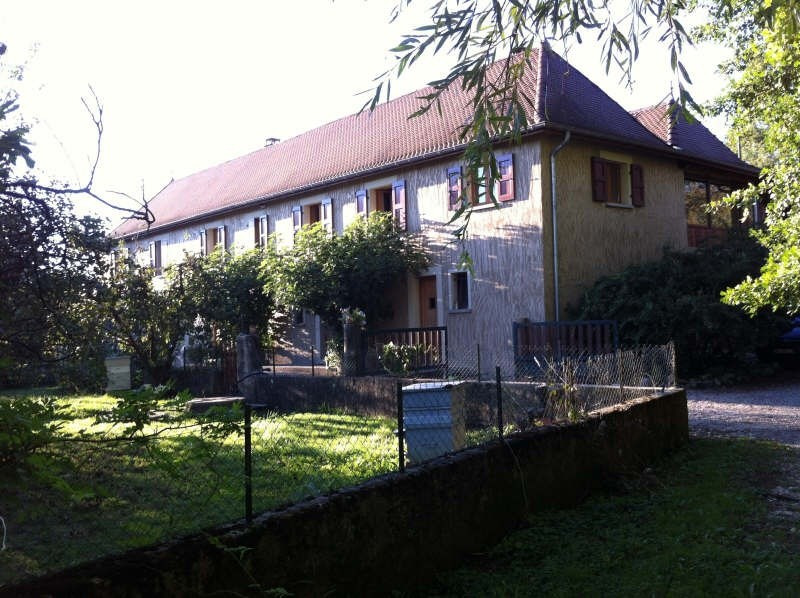 Vente maison / villa Morestel 352 000€ - Photo 1
