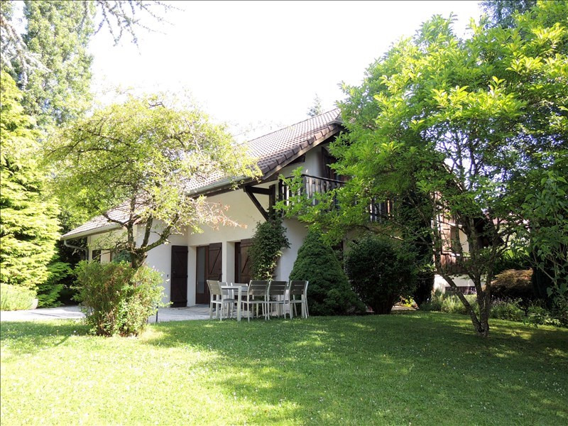 Vendita casa Prevessin-moens 1020000€ - Fotografia 4