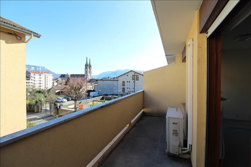 Verkoop  appartement Voiron 65000€ - Foto 1