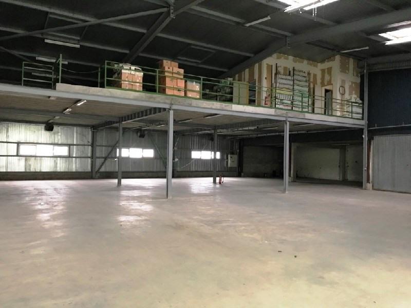 Revenda armazém Bennwihr gare 620000€ - Fotografia 1