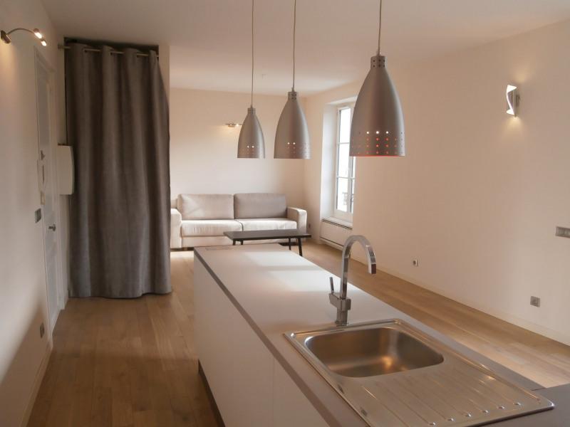 Rental apartment Fontainebleau 1120€ CC - Picture 1
