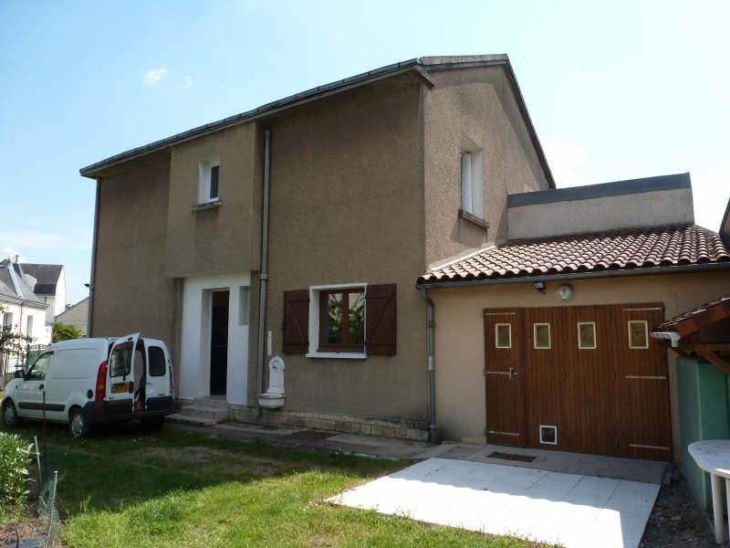 Vente maison / villa Chatellerault 80250€ - Photo 1