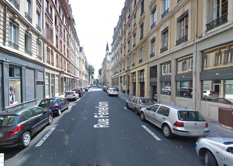 Rental apartment Lyon 6ème 1038€ CC - Picture 4