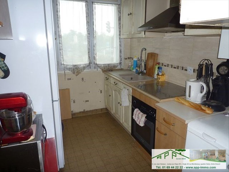 Sale apartment Viry chatillon 135 000€ - Picture 2