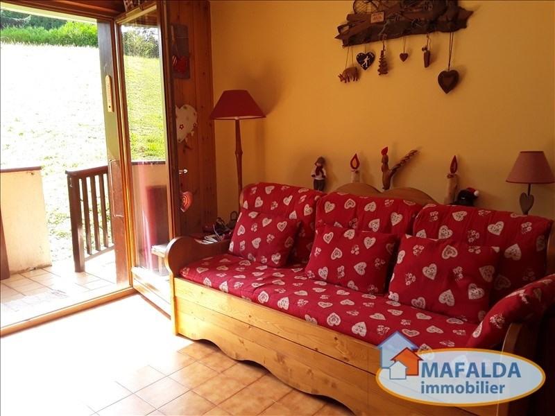 Sale apartment Saint gervais les bains 85000€ - Picture 1