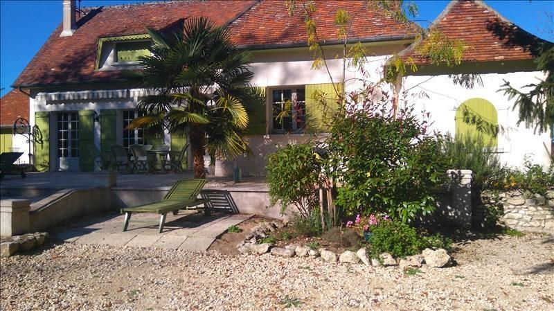Sale house / villa Suevres 405000€ - Picture 2
