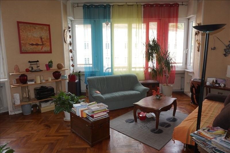 Verkoop  appartement Pont eveque 87000€ - Foto 8