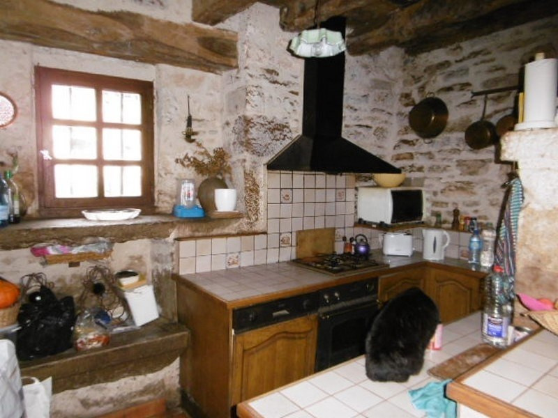 Vente maison / villa Figeac 186 375€ - Photo 6