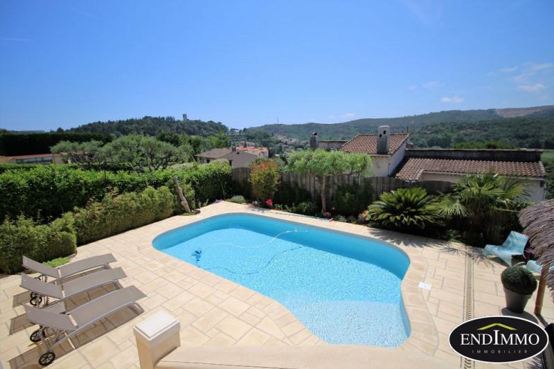 Deluxe sale house / villa Villeneuve loubet 755000€ - Picture 4