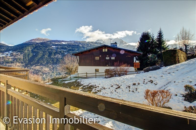 Vente appartement Saint gervais les bains 184 000€ - Photo 1