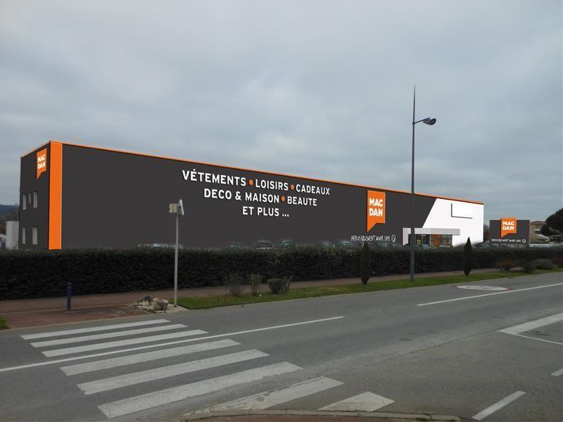 Location Boutique Portes-lès-Valence 0