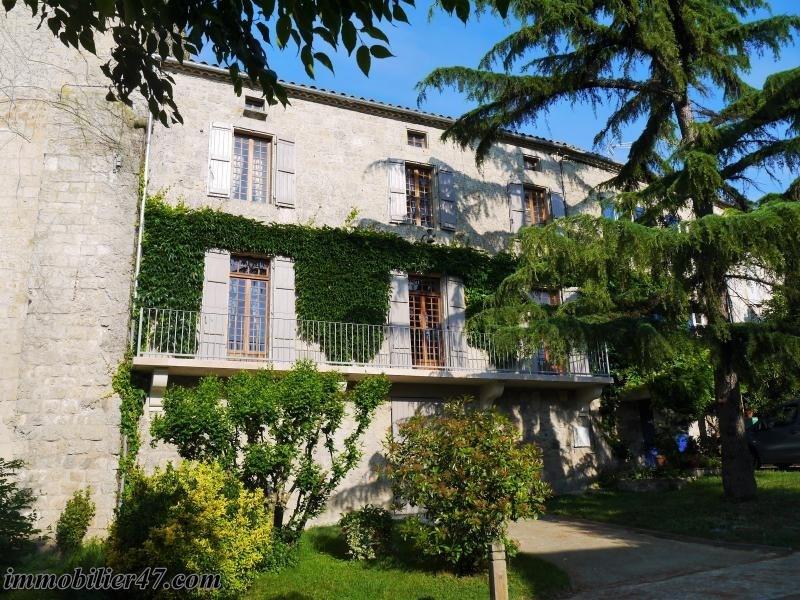 Sale house / villa Prayssas 254000€ - Picture 1