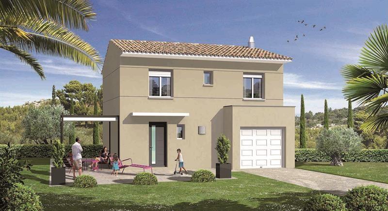 Maison  4 pièces + Terrain 400 m² La Crau par MAISONS AVENIR TRADITION TOULON