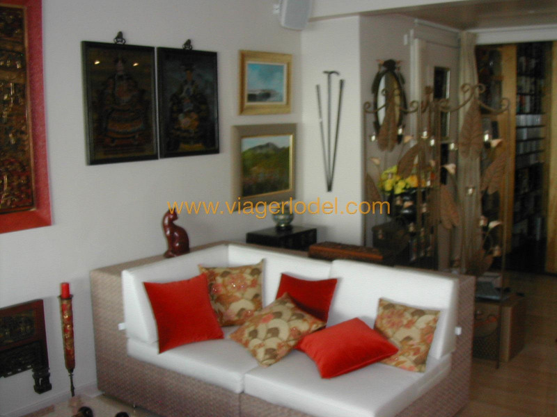 Vitalicio  apartamento Golfe-juan 230000€ - Fotografía 18