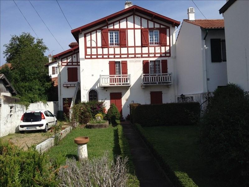 Sale apartment St jean de luz 354000€ - Picture 1