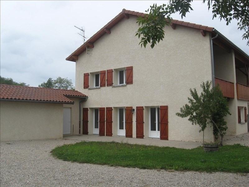 Location appartement Beligneux 950€ CC - Photo 1