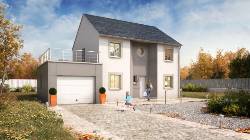 Maison  6 pièces + Terrain 1182 m² Seine-Port par ESQUISS CONSTRUCTION