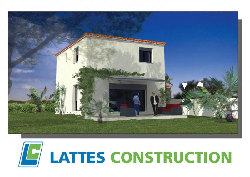 Maison  4 pièces + Terrain 300 m² Grabels par LATTES CONSTRUCTION