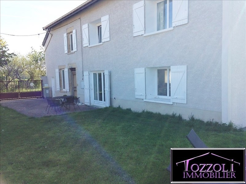 Sale house / villa Saint quentin fallavier 276000€ - Picture 1