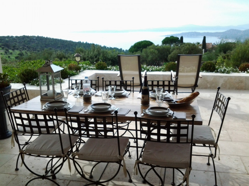 Location vacances maison / villa Les issambres 2 250€ - Photo 2