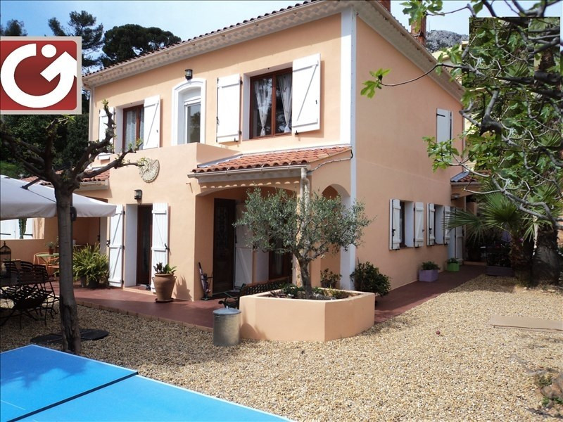 Sale house / villa Toulon 462 000€ - Picture 2