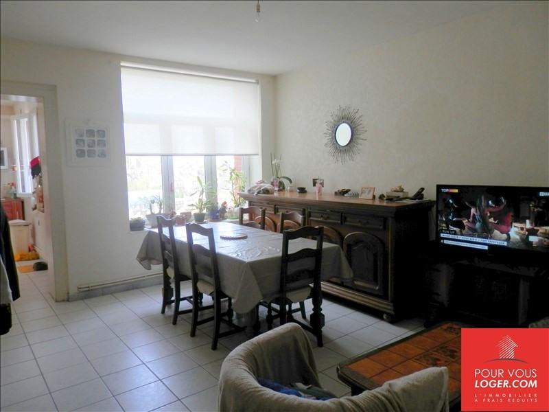 Rental apartment Boulogne sur mer 614€ CC - Picture 4