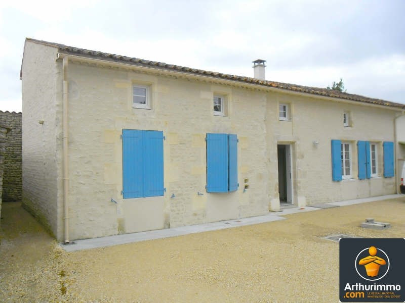 Rental house / villa La brousse 592€ CC - Picture 1