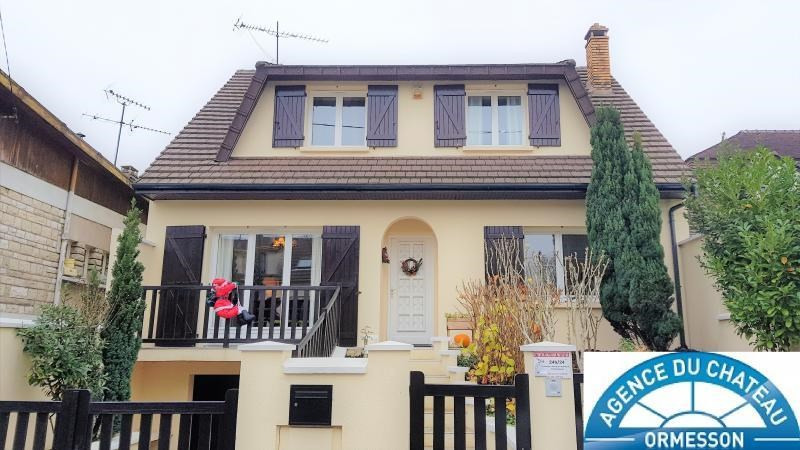 Vente maison / villa Ormesson sur marne 485 000€ - Photo 1