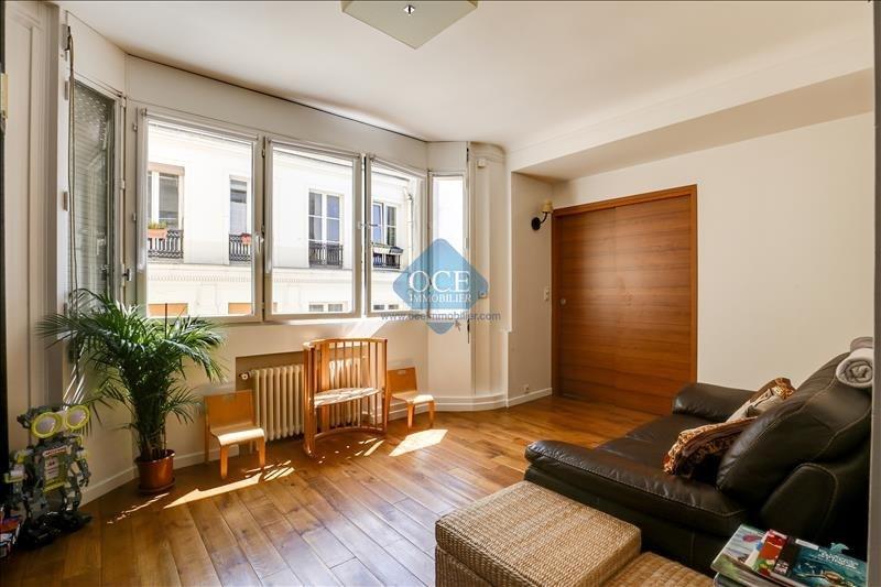 Sale apartment Paris 5ème 815000€ - Picture 3
