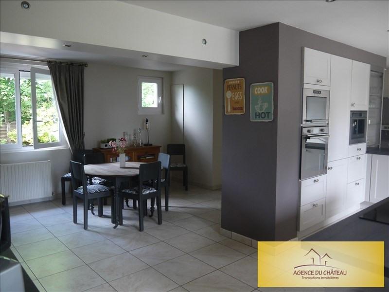 Sale house / villa Breval 517000€ - Picture 7