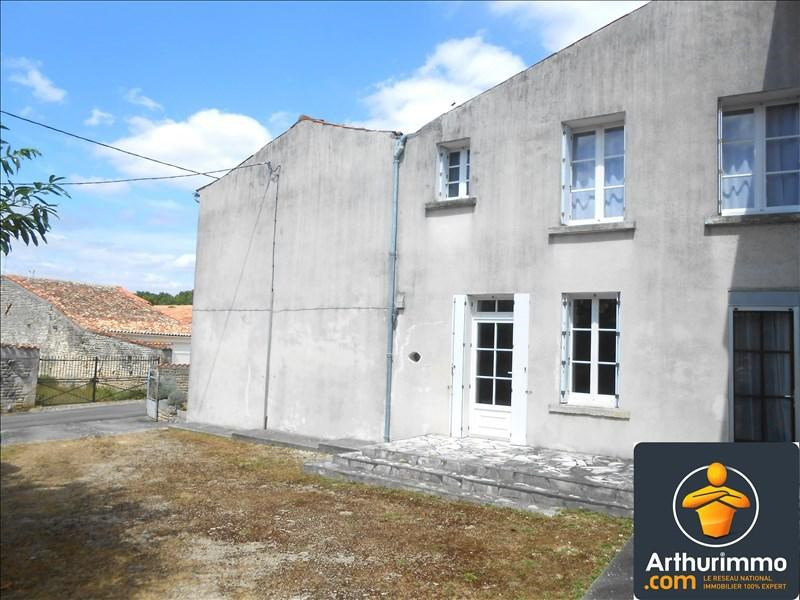 Vente maison / villa Aulnay 122 475€ - Photo 1