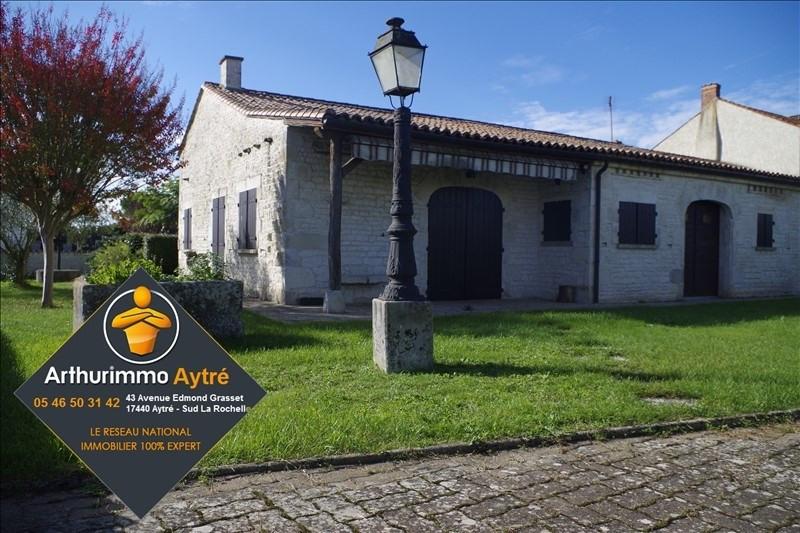 Vente maison / villa Aigrefeuille d aunis 279500€ - Photo 1