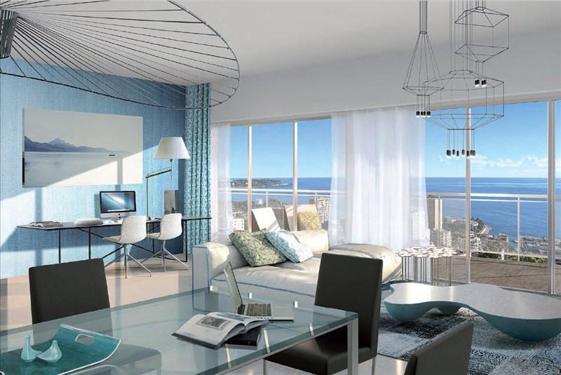 Sale apartment Beausoleil 494000€ - Picture 1