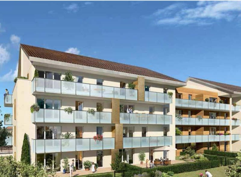 Location appartement Chaponost 584€ CC - Photo 1