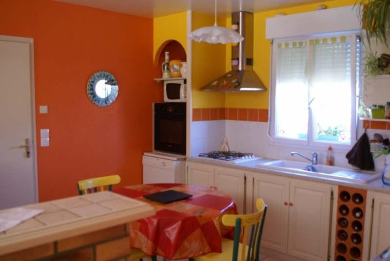 Venta  casa Mamers 175600€ - Fotografía 4