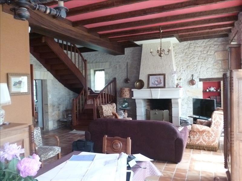 Sale house / villa Villefranche de lonchat 279000€ - Picture 2