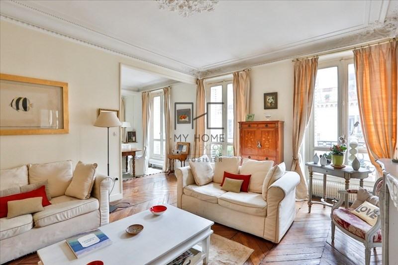 Vente de prestige appartement Paris 8ème 925000€ - Photo 1