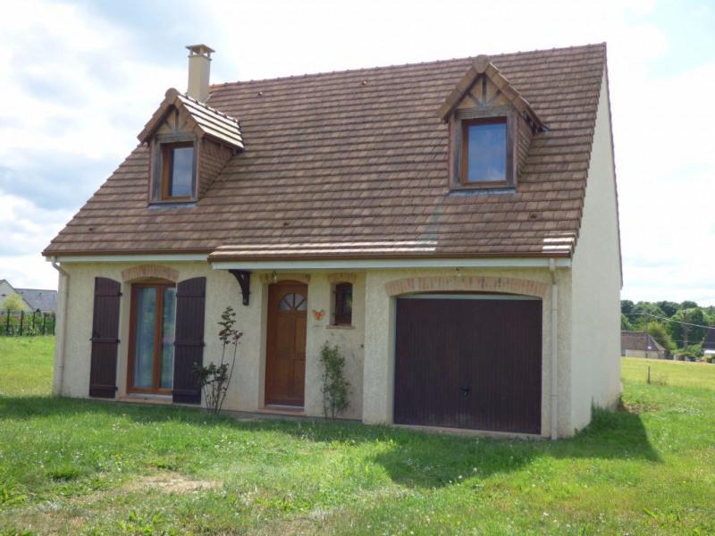 Vente maison / villa Les thilliers en vexin 175000€ - Photo 1
