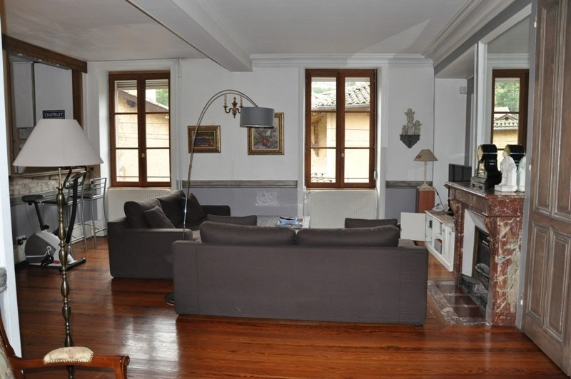 Vente maison / villa Liergues 199000€ - Photo 2