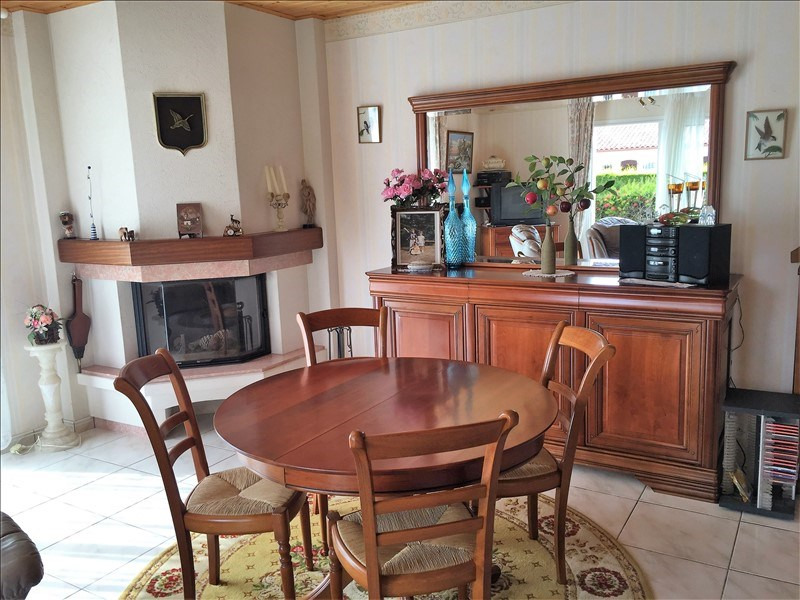 Vente maison / villa St vincent sur jard 286000€ - Photo 10