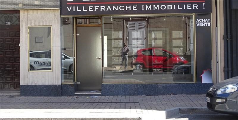 Sale shop Villefranche sur saone 119 000€ - Picture 7