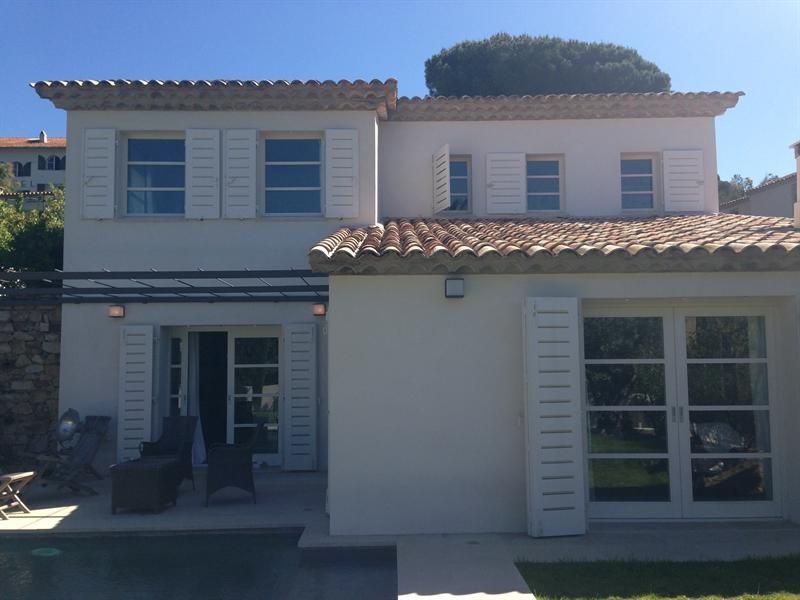 Vacation rental house / villa Saint-tropez 1050€ - Picture 1