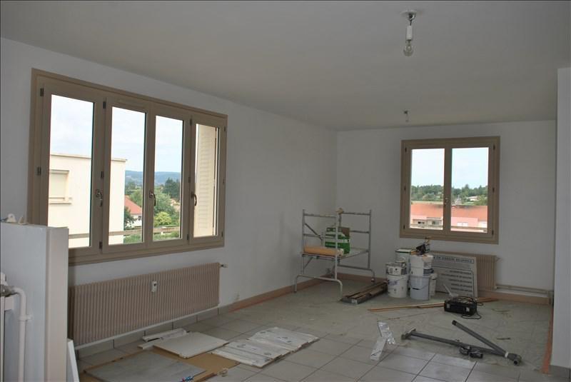 Rental apartment Riorges 550€ CC - Picture 3